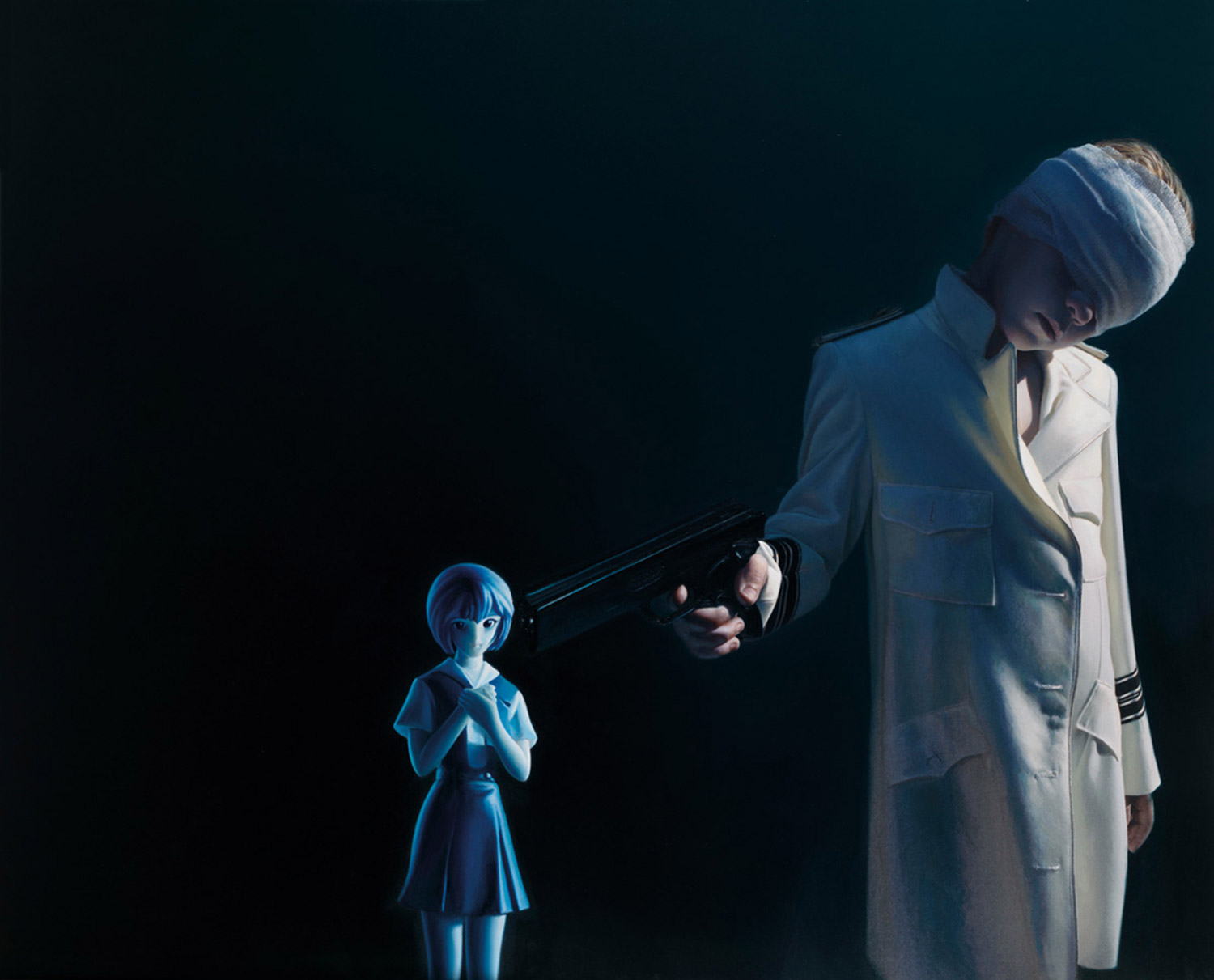 Gottfried Helnwein - The Disasters of War 24