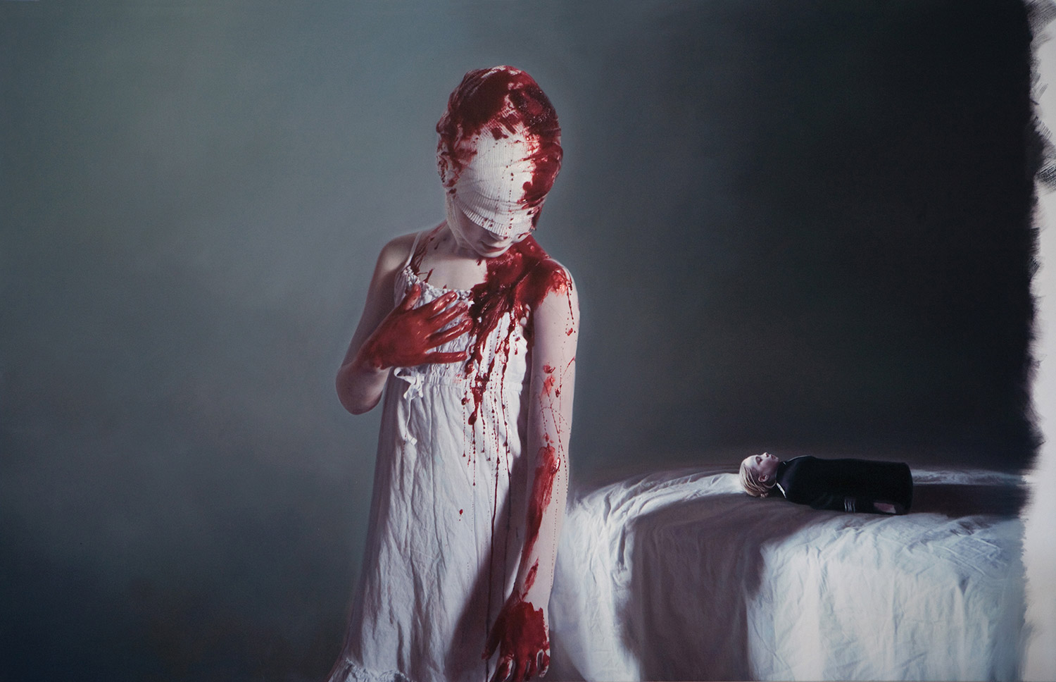 Gottfried Helnwein - The Disasters of War 3