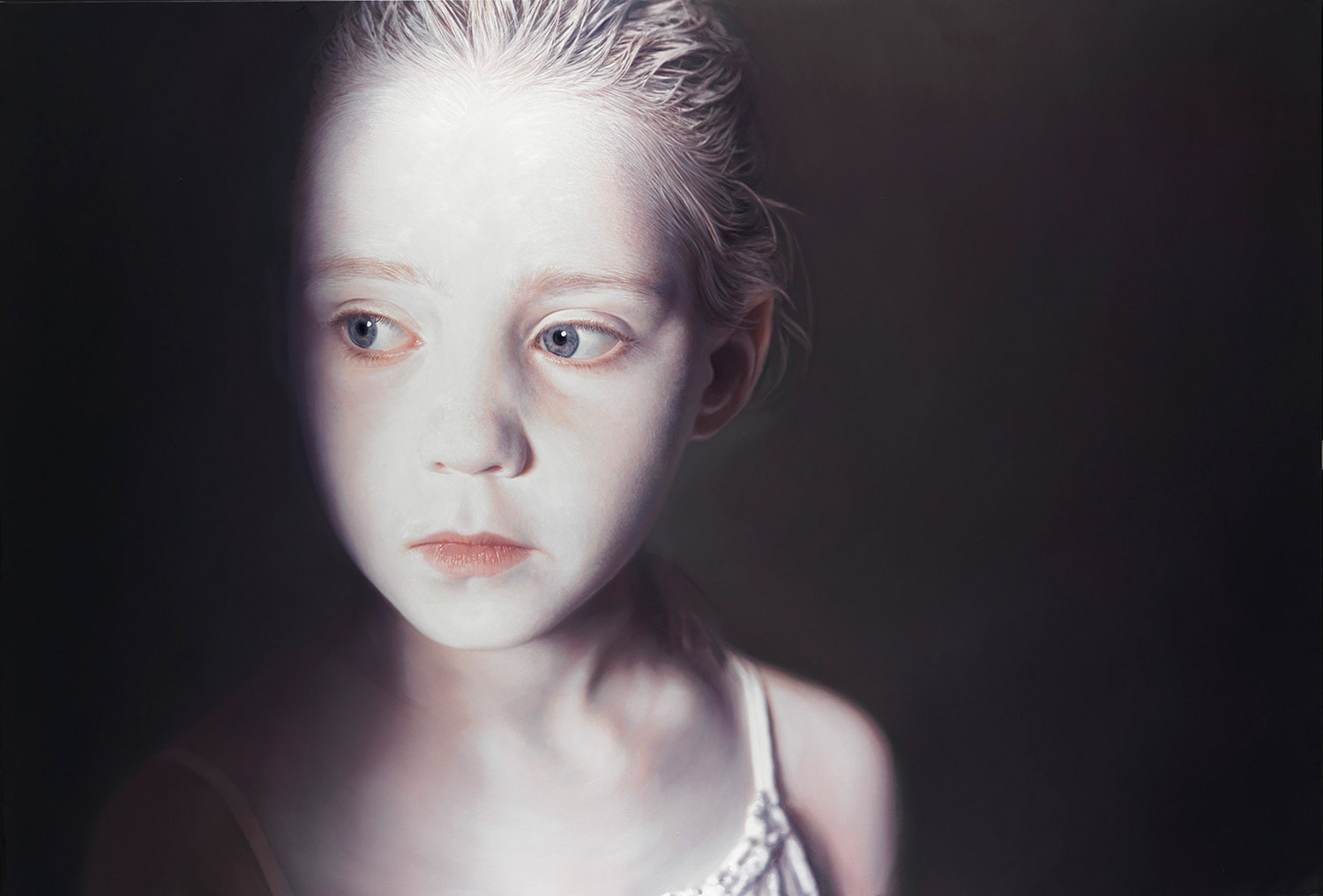 Gottfried Helnwein - The Murmur of the Innocents 1