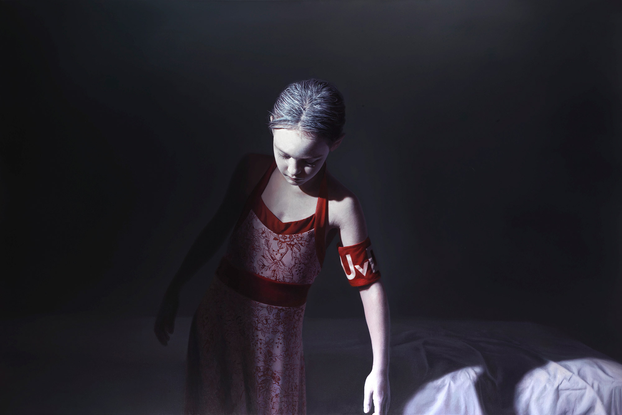 Gottfried Helnwein - The Murmur of the Innocents 24