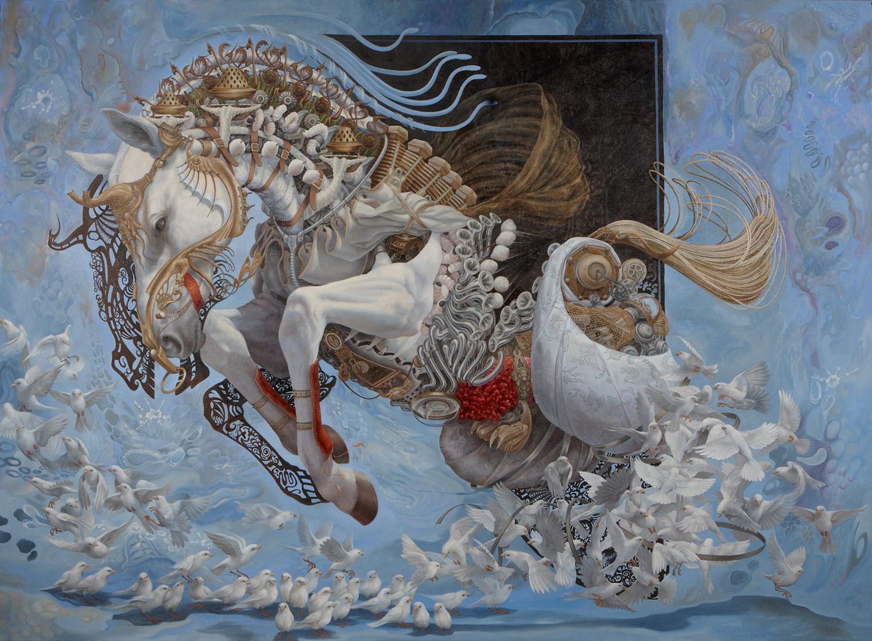 Heidi Taillefer - Silkworm