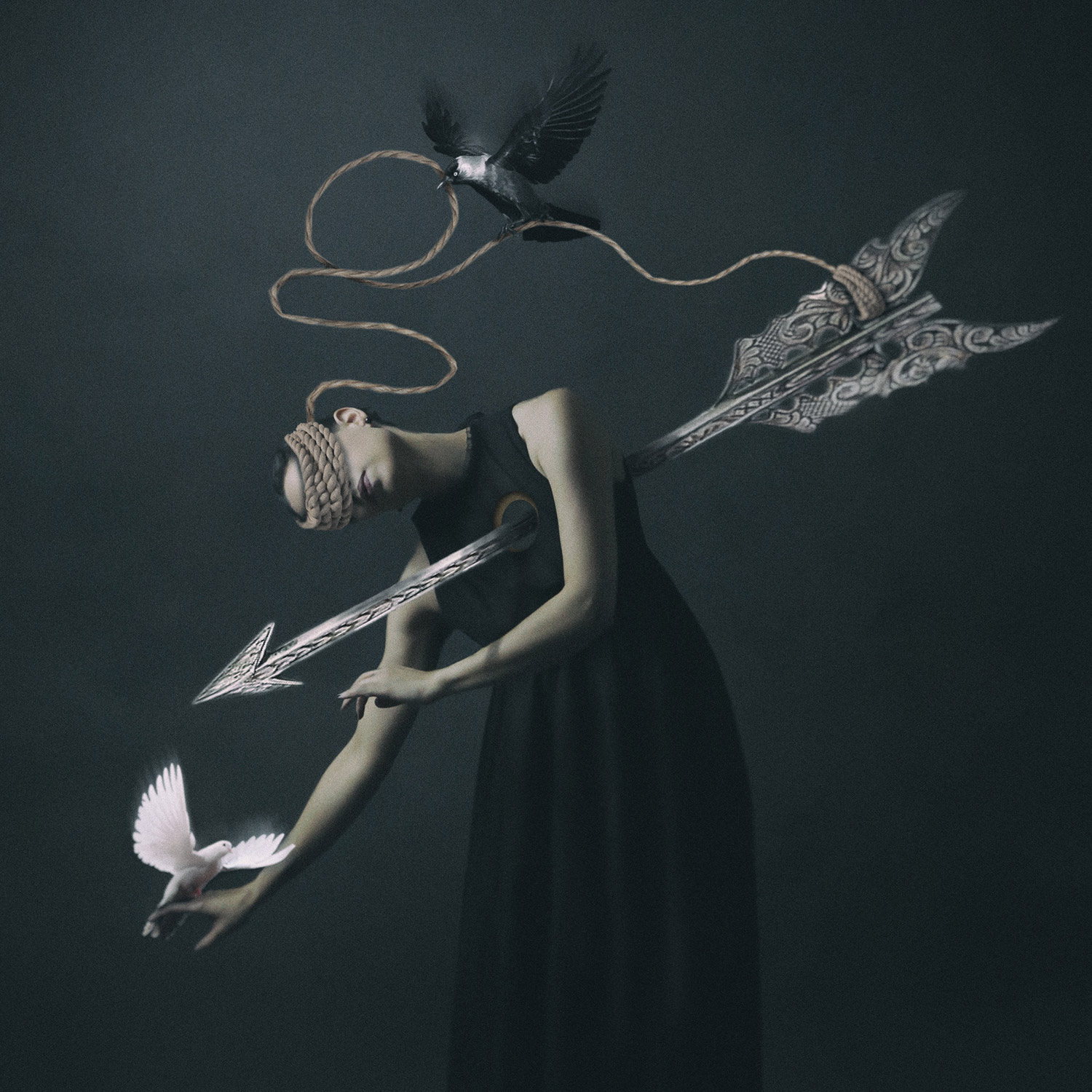 Josephine Cardin - Cupids arrow