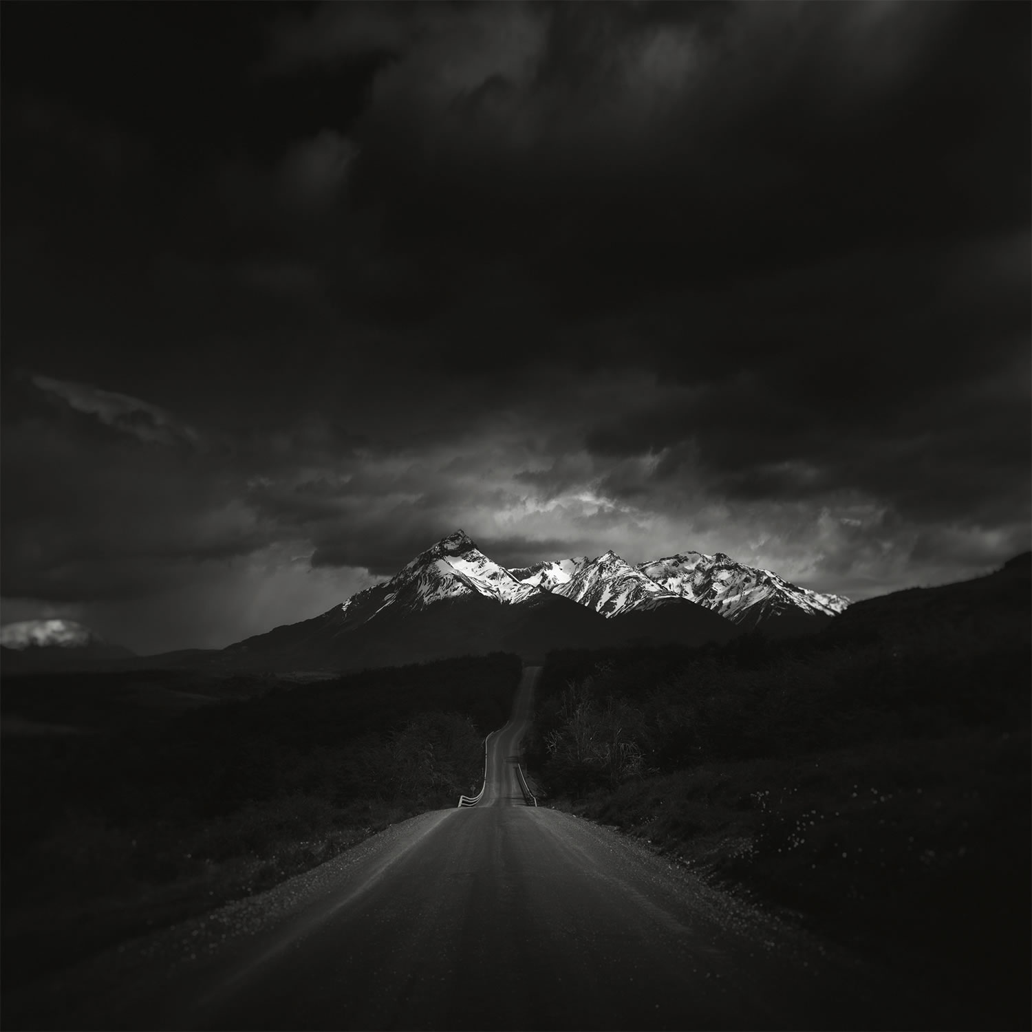 road trip to chile, photography by andy lee