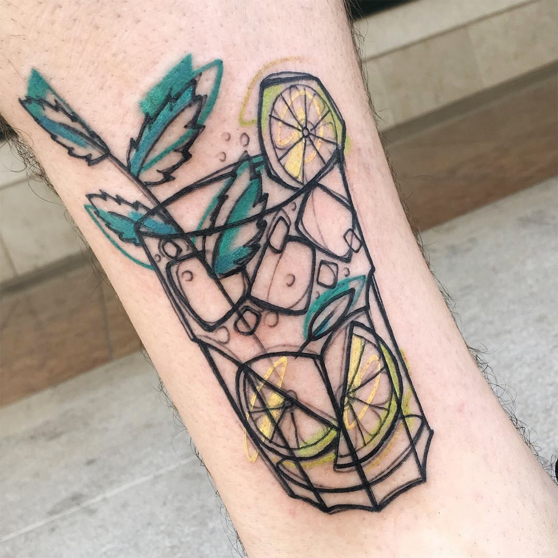 mojito tattoo