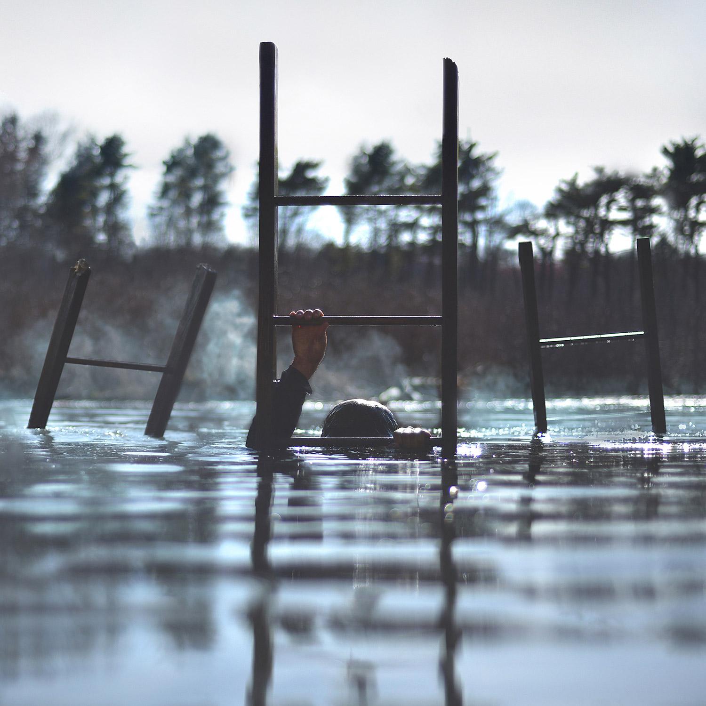 Nicolas Bruno - sinking ladder