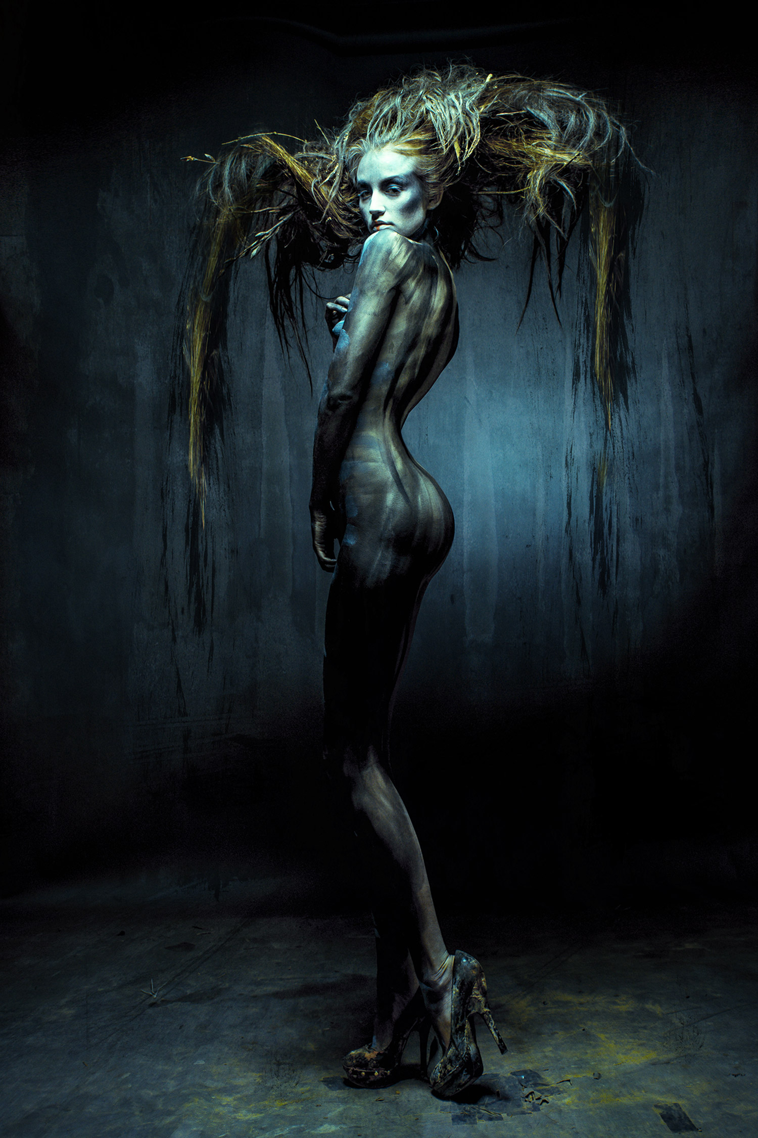 Stefan Gesell - shadow woman