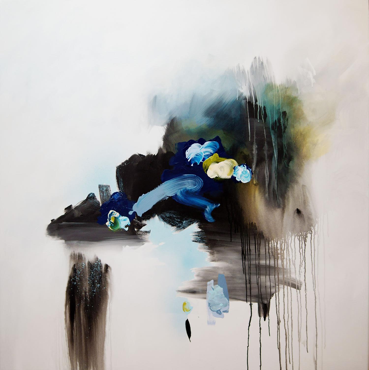 painting by Sylvie Adams