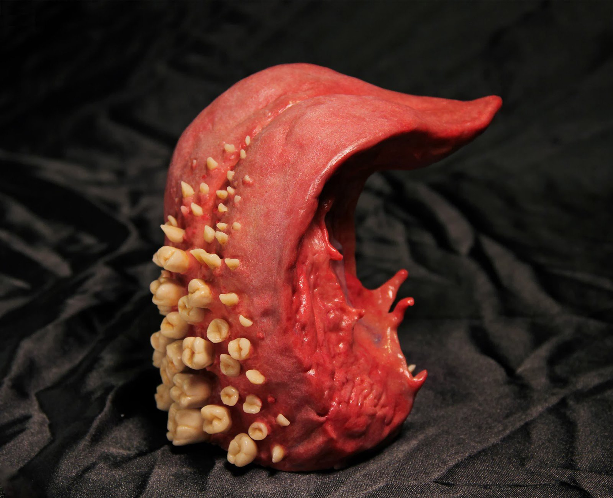 Fleshlettes: Cutely Grotesque Sculptures by Jonathan Payne
