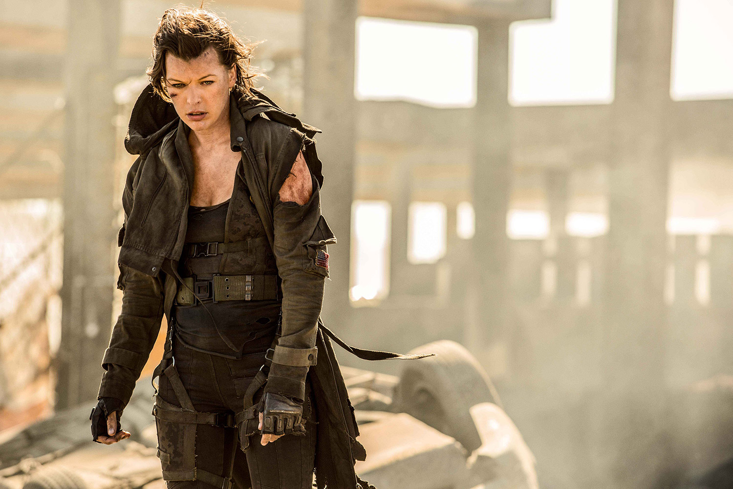Post-Apocalyptic Movies - Resident Evil: The Final Chapter, Alice