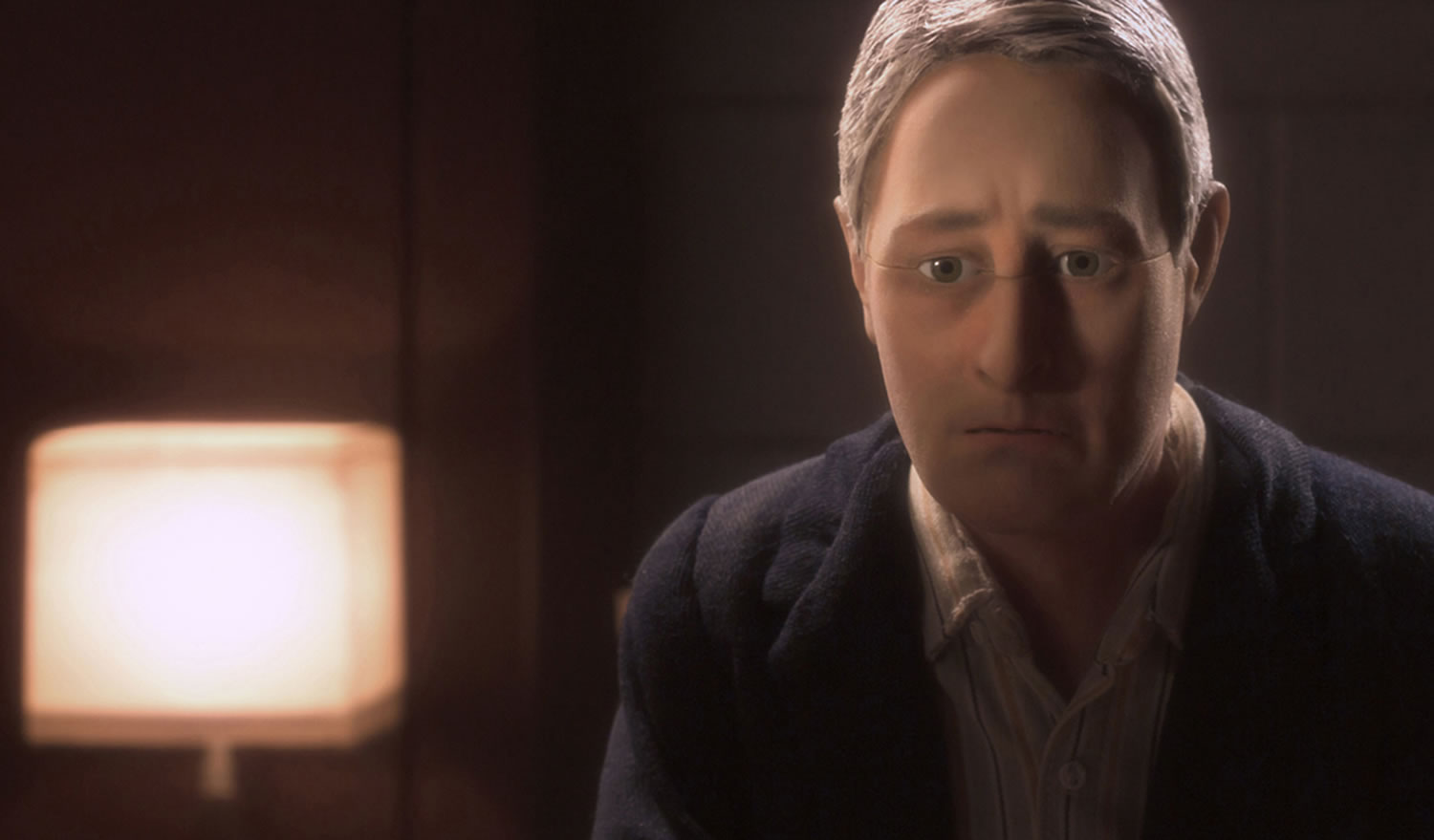 A man crippled by the mundanity of his life experiences, anomalisa