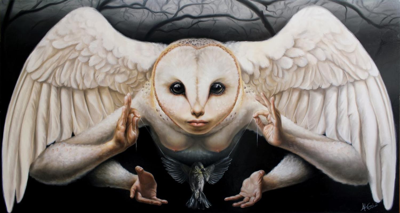 Jose Luis Lopez Galvan - owl