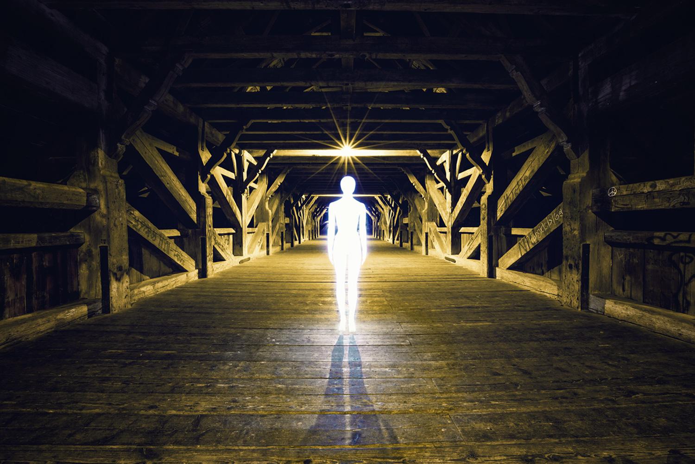 Severin Ettlin, HOMOLUX - illuminated body in stables