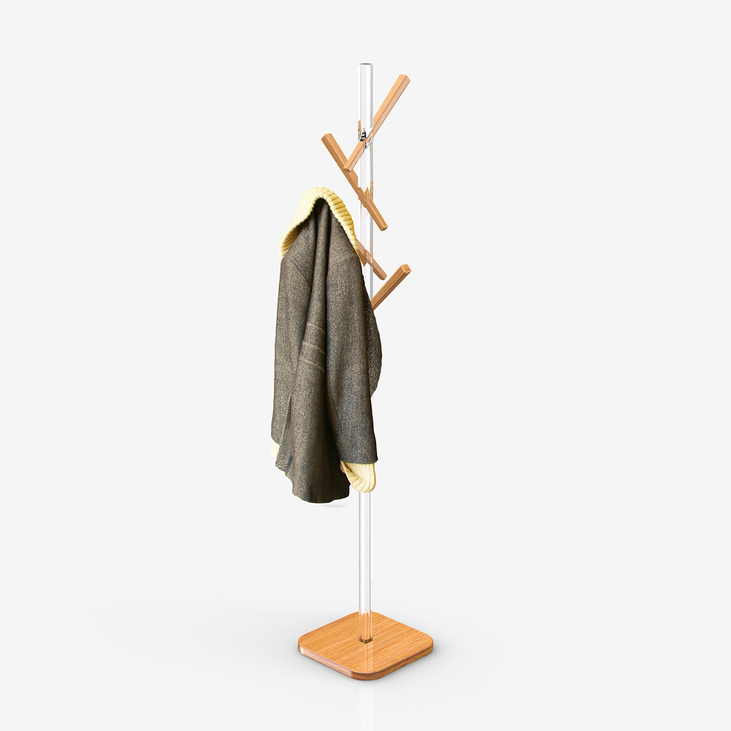 Phantom II Magical Coat Rack by Yu Hiraoka