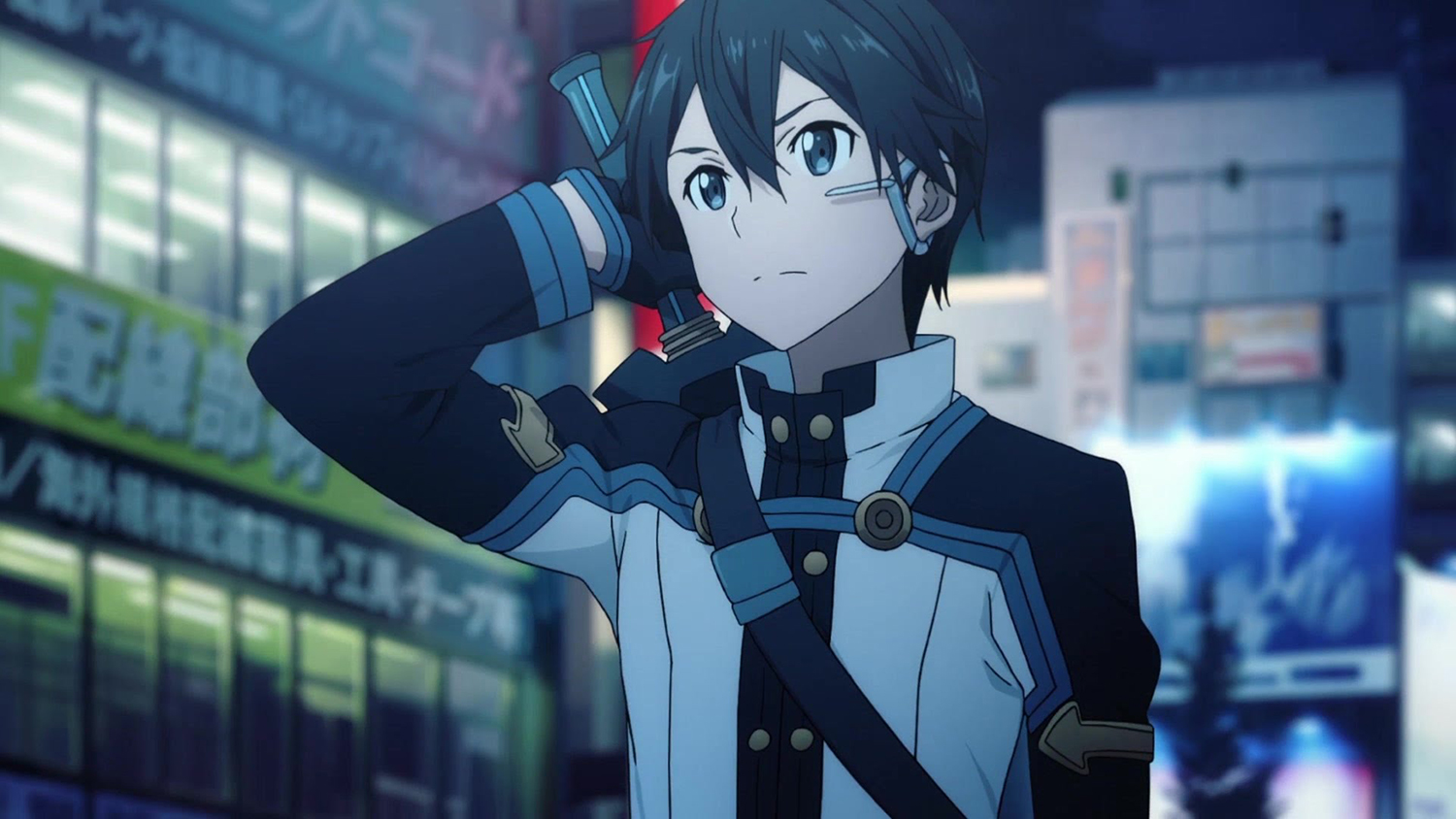 Anime movies 2017 sword art online the movie ordinal scale kirito