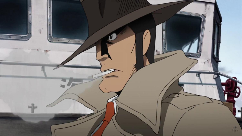Anime Movies 2017 - Lupin the Third: Goemon Ishikawa's Spray of Blood