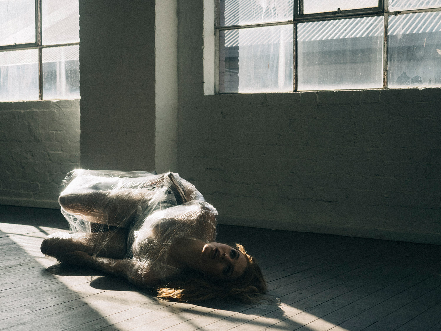 Denise Kwong - woman in bag paralyzed