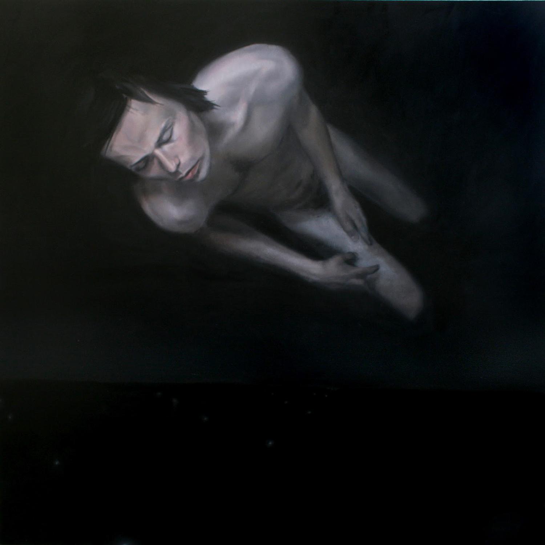 Henrik Aarrestad Uldalen - man underwater nude