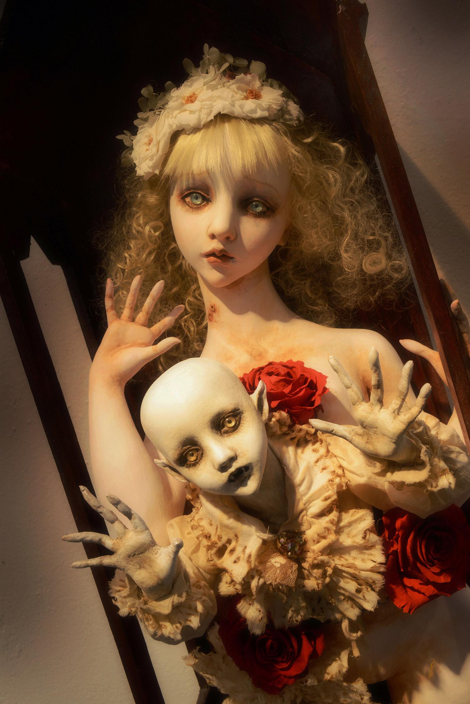 Mari Shimizu - Inside Vampire
