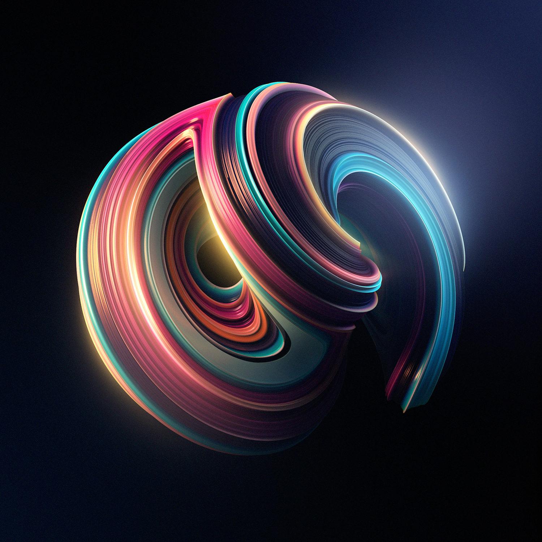 arcūs, circle swirl
