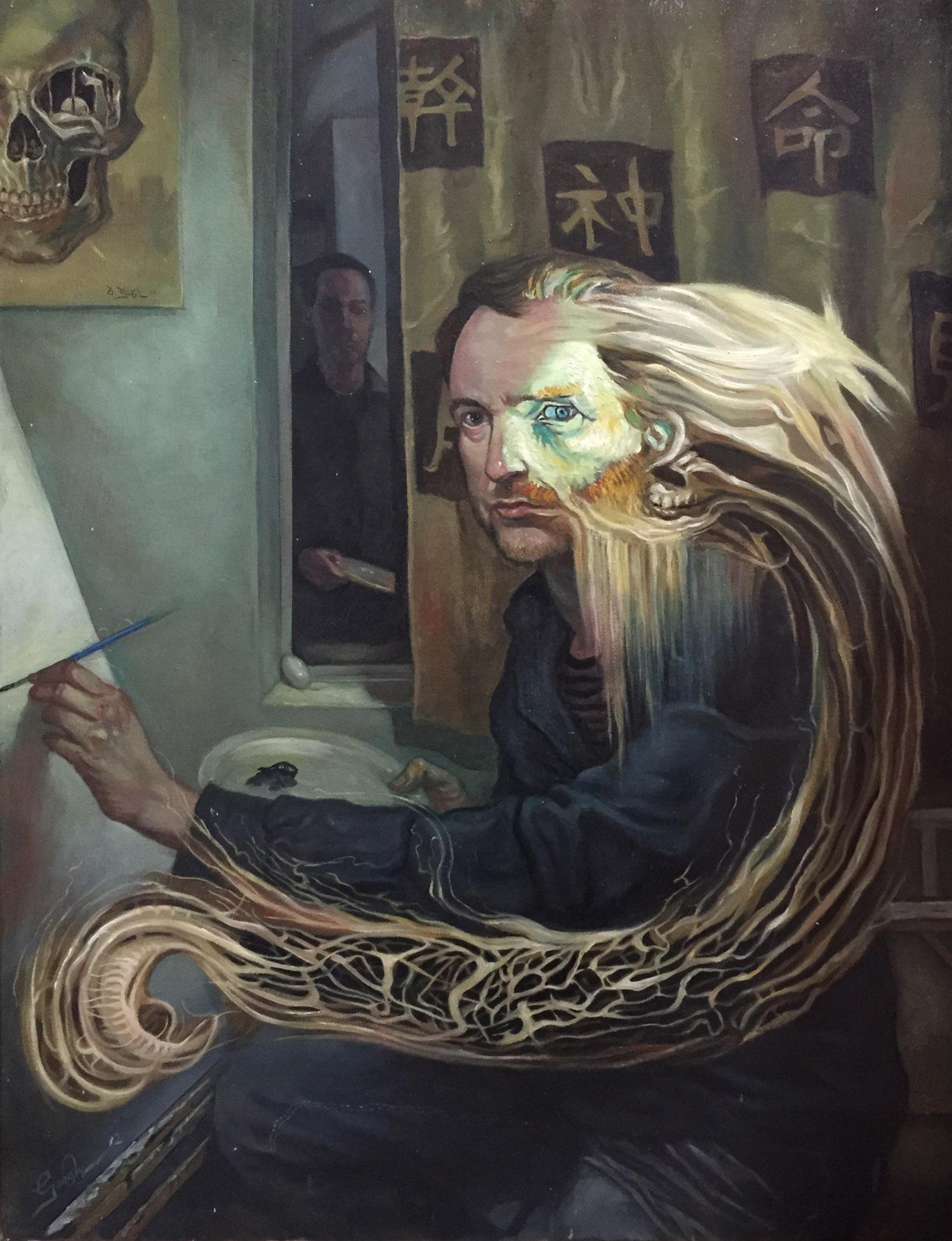 David Van Gough - Haunted