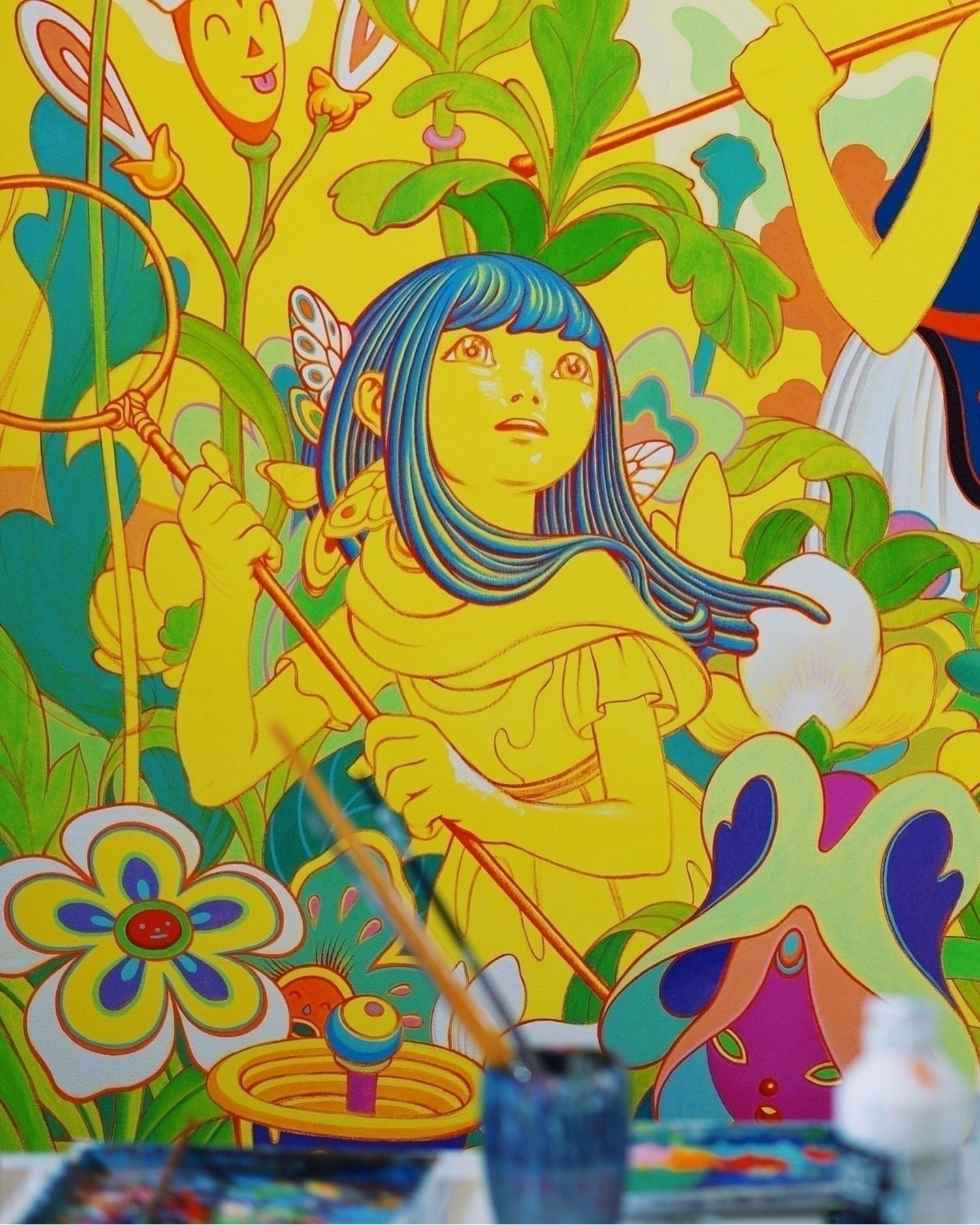 James Jean - Children of the Holocene