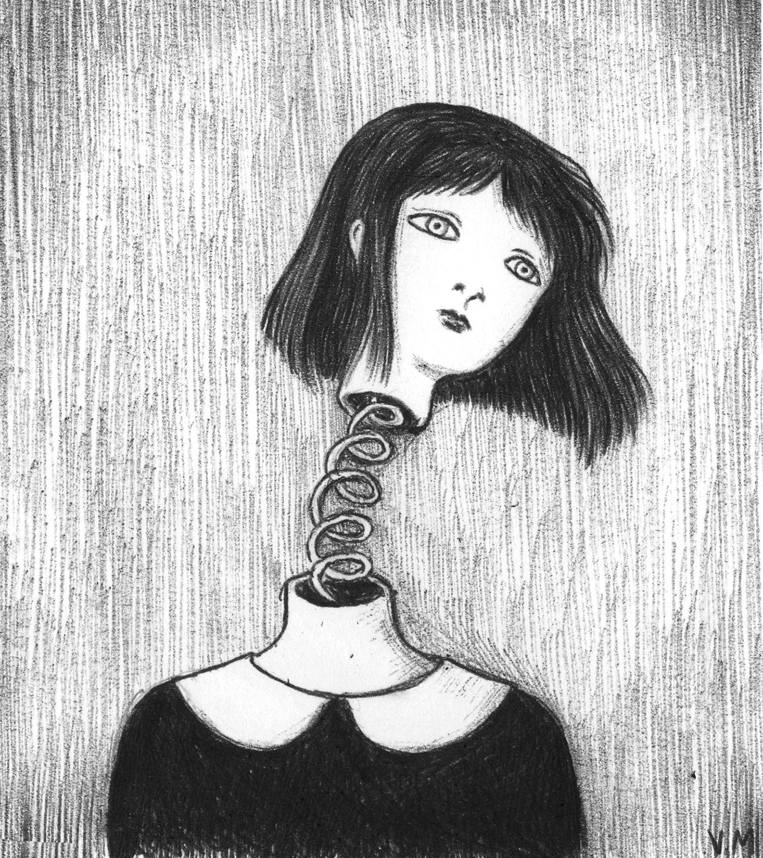 Virginia Mori - Testamolla