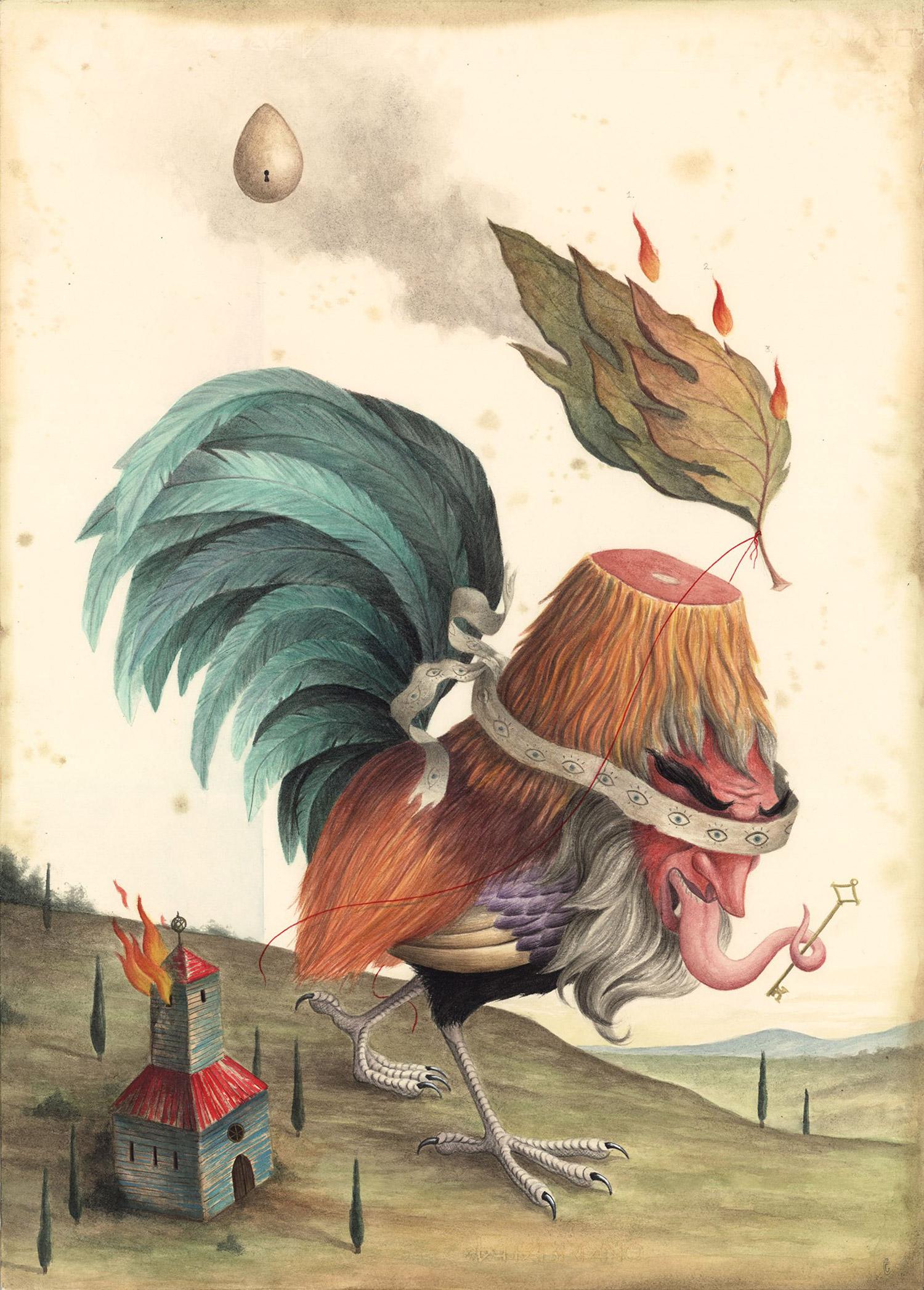 El Gato Chimney - The Oracle