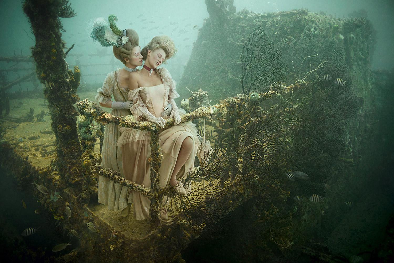 Andreas Franke - The Sinking World, romance