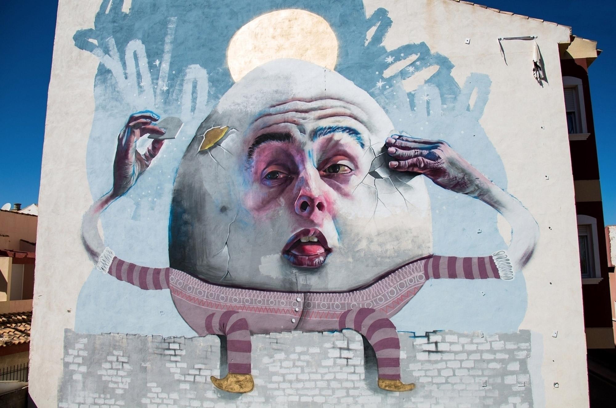 Dan Ferrer - Humpty Dumpty