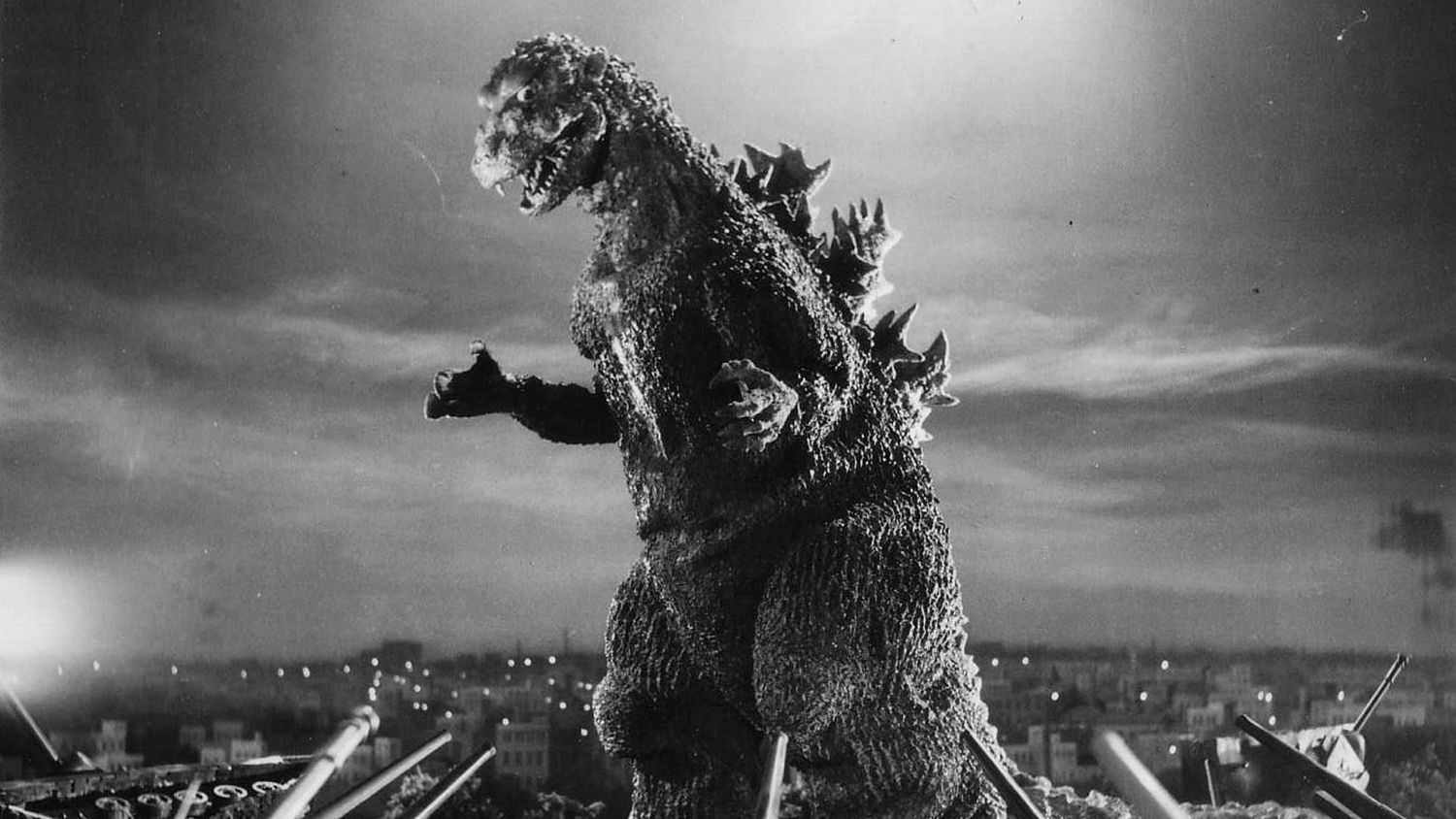 godzilla, original movie