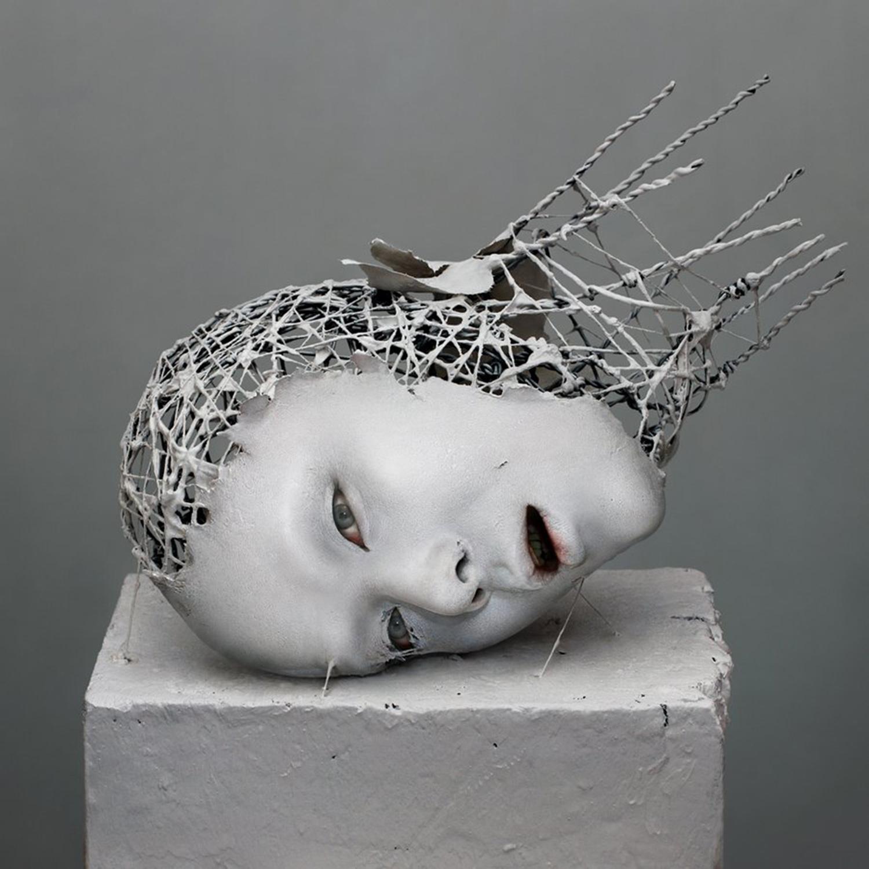 Yuichi Ikehata - Fragment of LTM, memory, face
