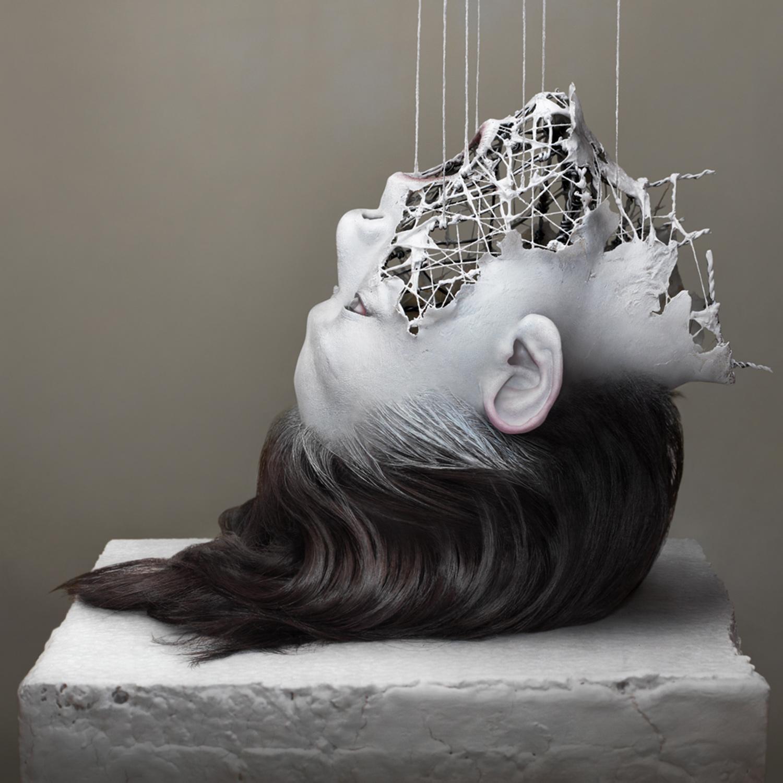Yuichi Ikehata - Fragment of LTM, memory, disintegrating head