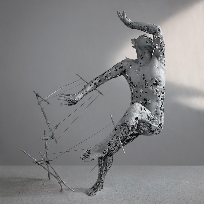 Yuichi Ikehata - Fragment of LTM, memory, full body