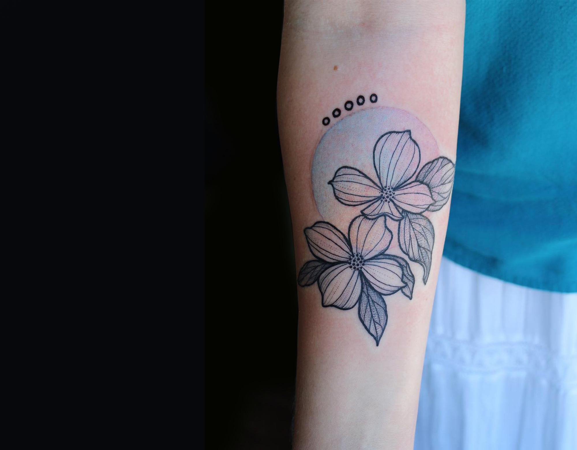 Delicate Nature Tattoos that Empower by Emily Kaul