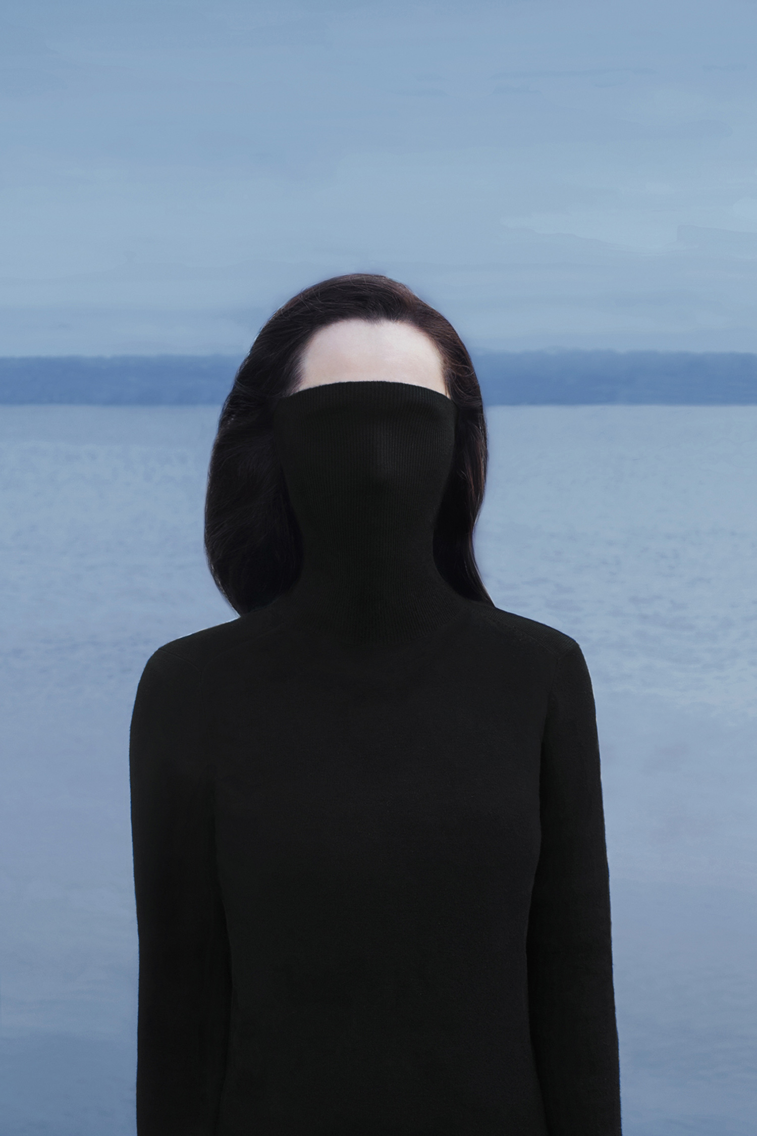 Gabriel Isak - The Sea, covered face