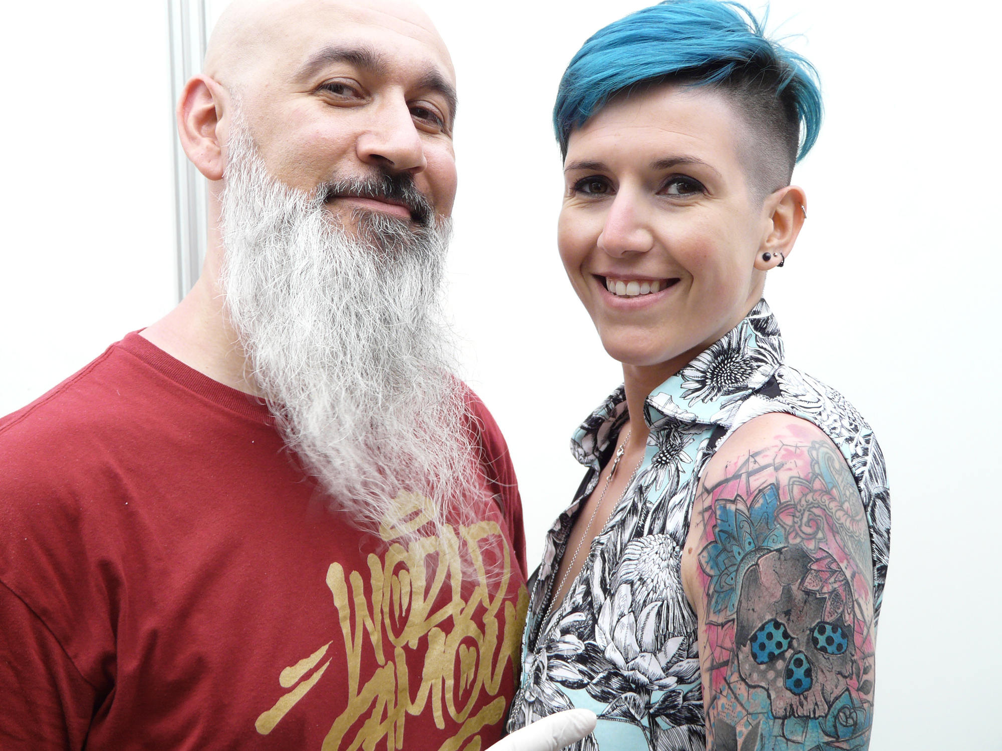 Inside the 1st International Setubal Tattoo Show