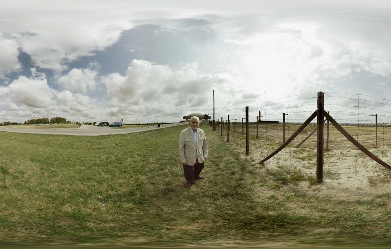 man in field, The Last Goodbye