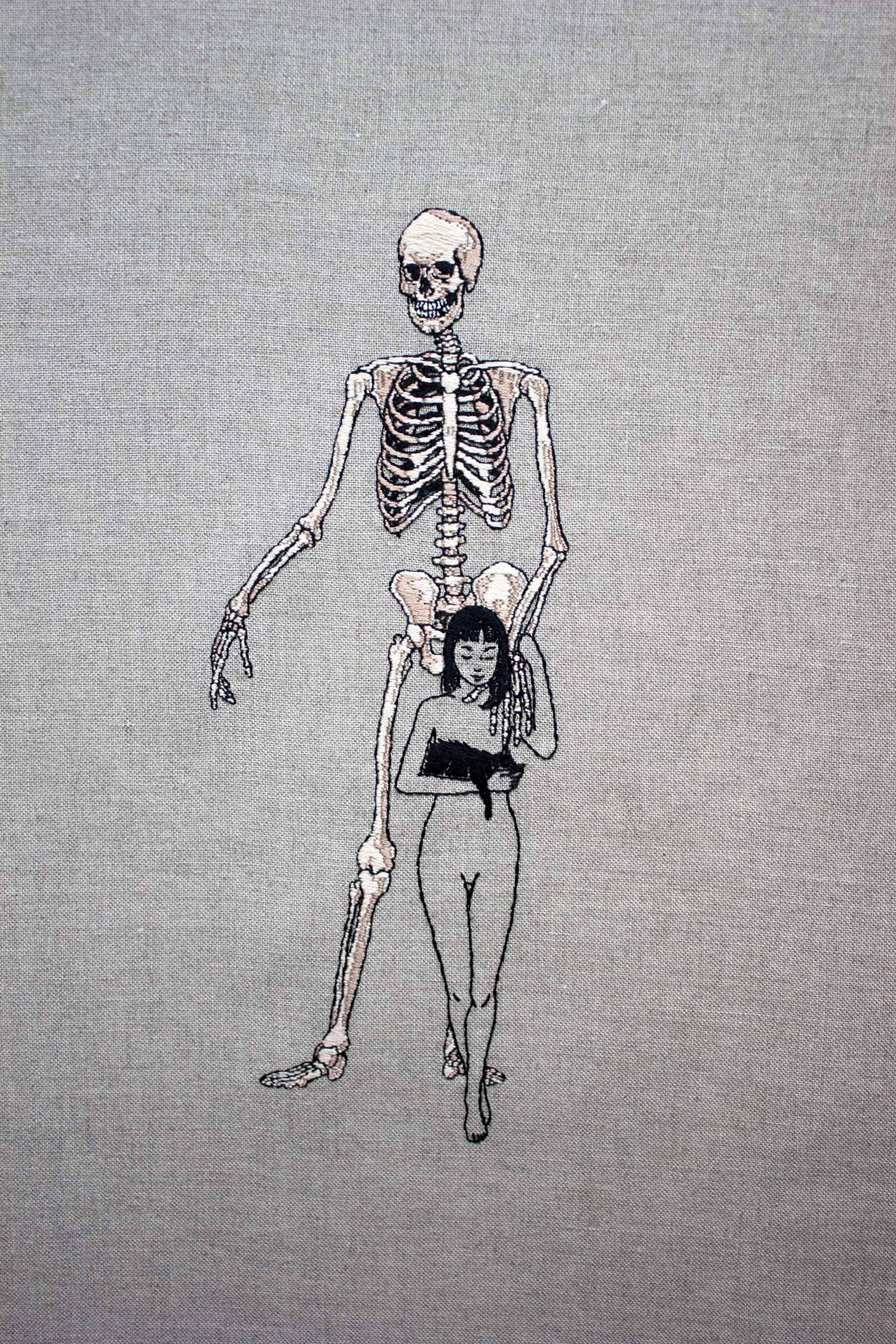 Adipocere - Death and the Maiden