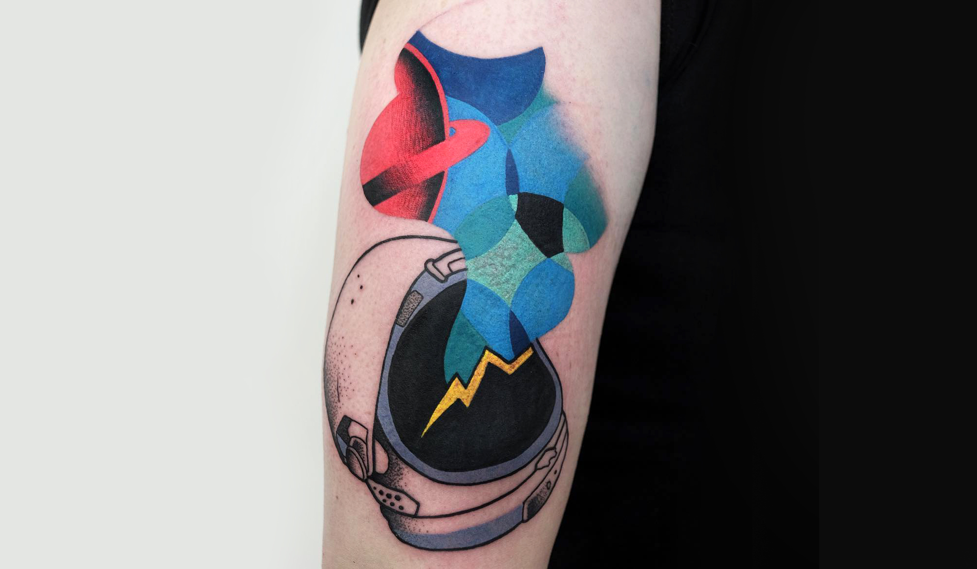 Pushing the Limit in Tattoos by Aleksy Marcinów