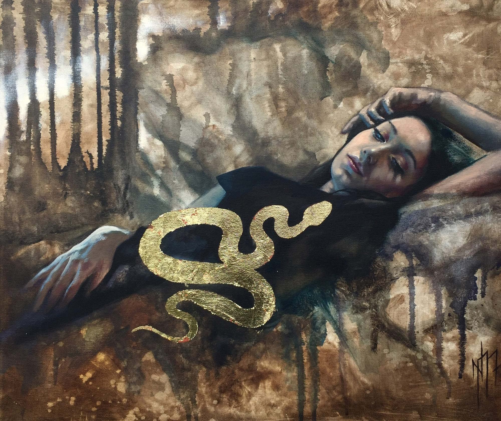 Nick Morte - Golden Serpent