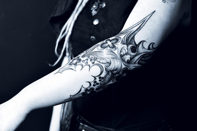 Placide Avantia - arm piece