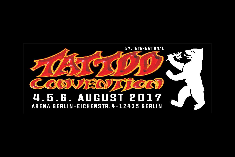 27th berlin tattoo convention