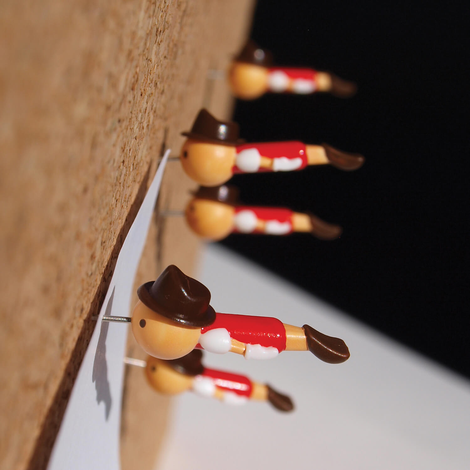 pinoccio push pins