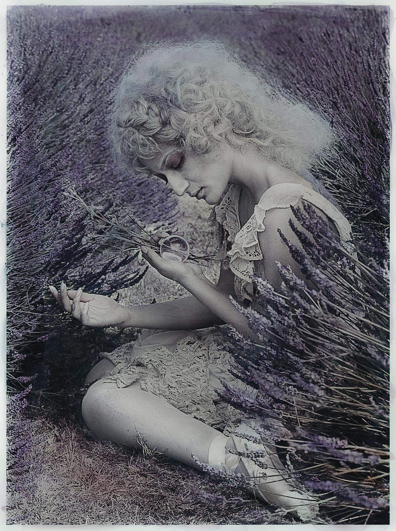 Katie Eleanor, Tigerlily II - ghostly woman