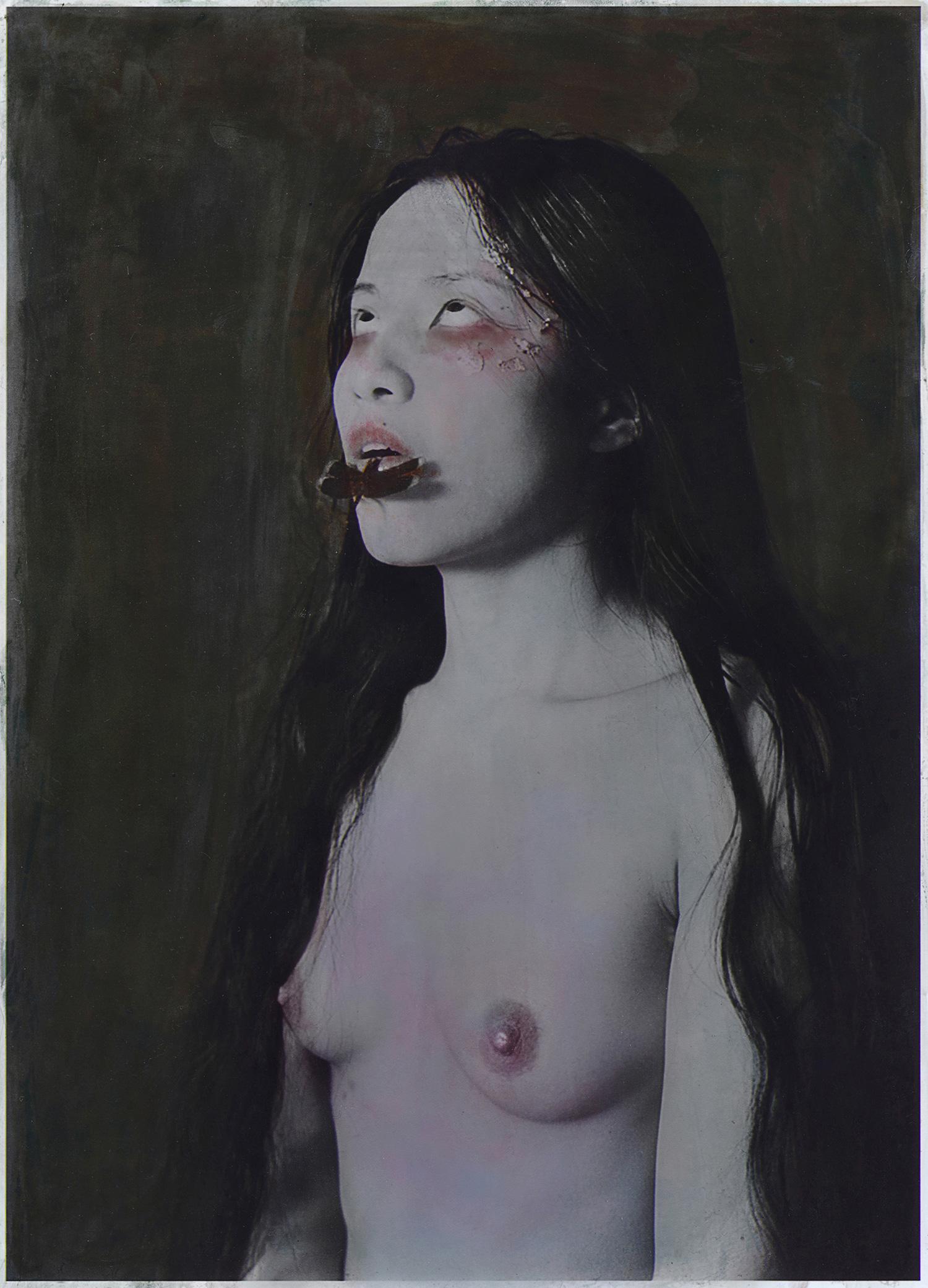 Katie Eleanor - life/blood remedy, creepy woman