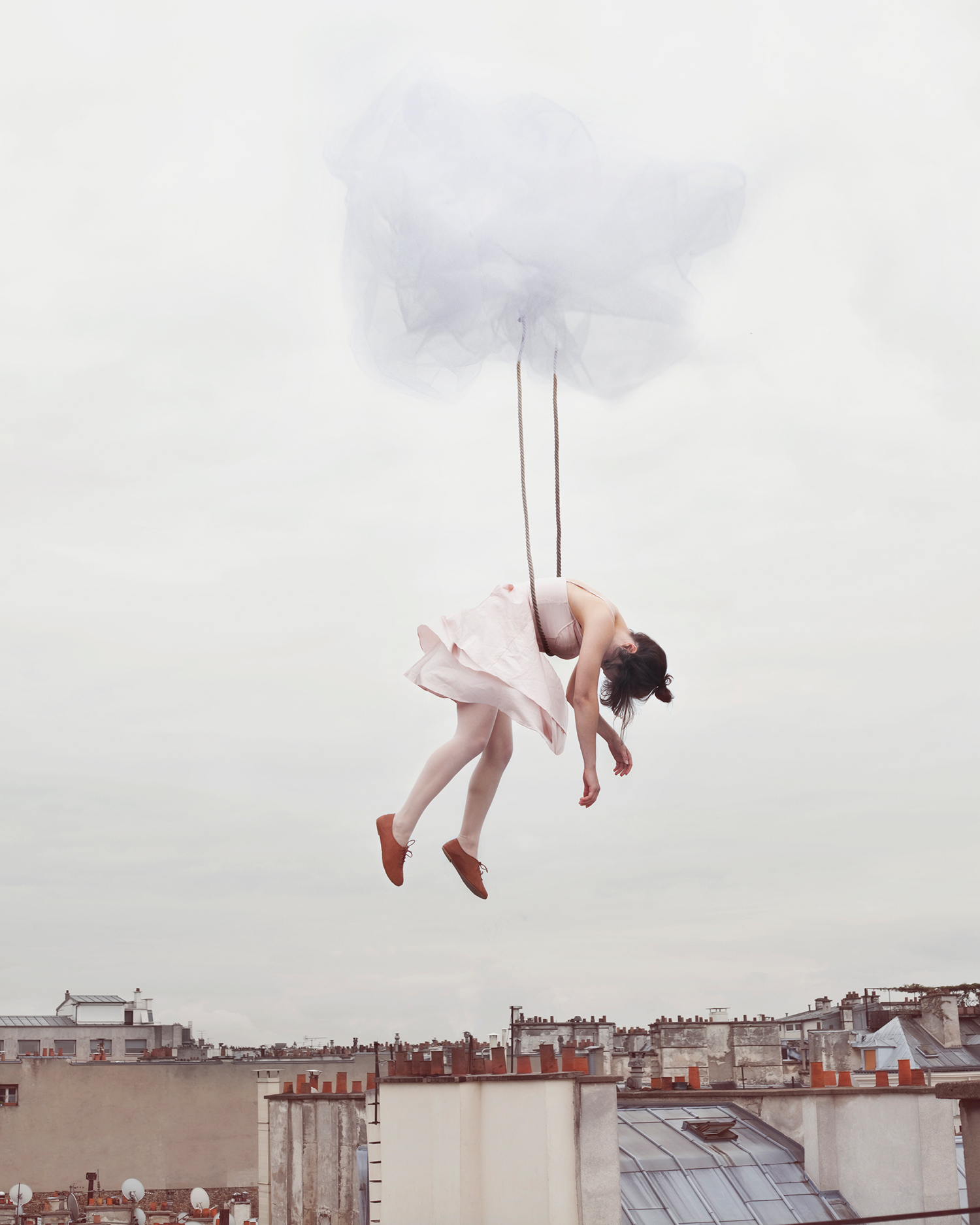 Maia Flore, Sleep Elevations - lace cloud