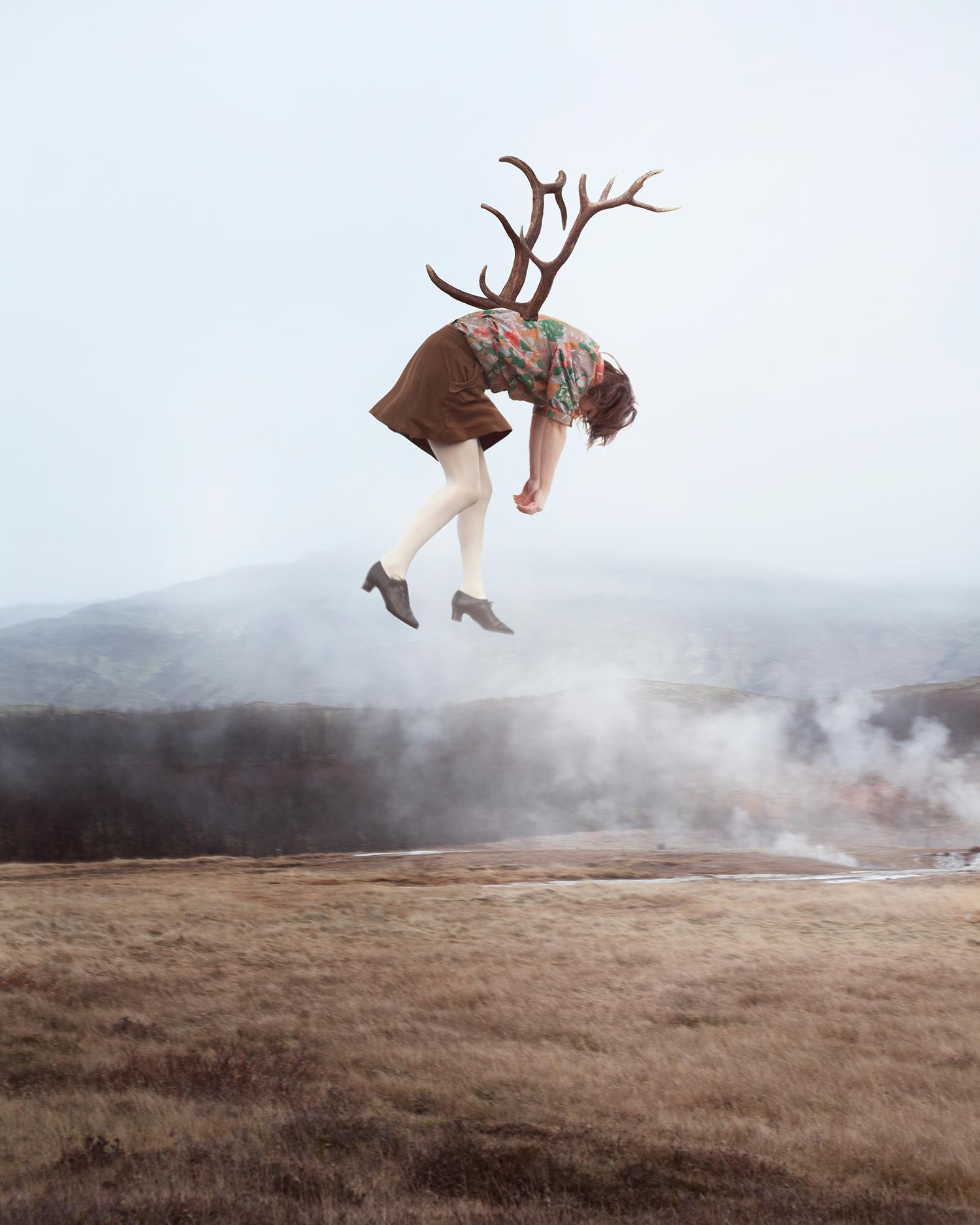 Maia Flore, Sleep Elevations - antlers