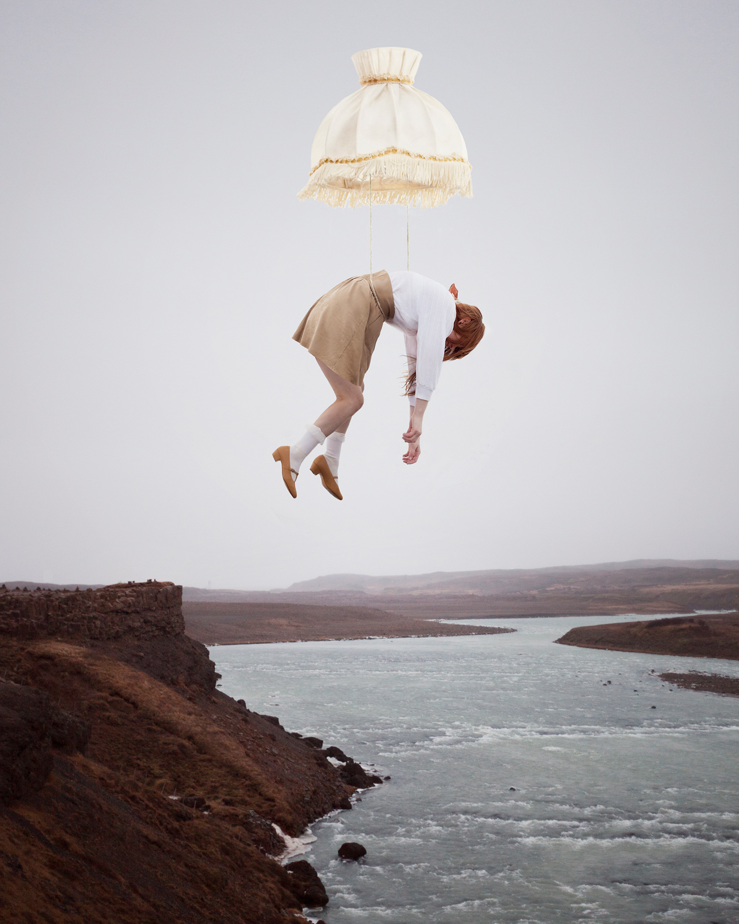 Maia Flore, Sleep Elevations - lamp shade