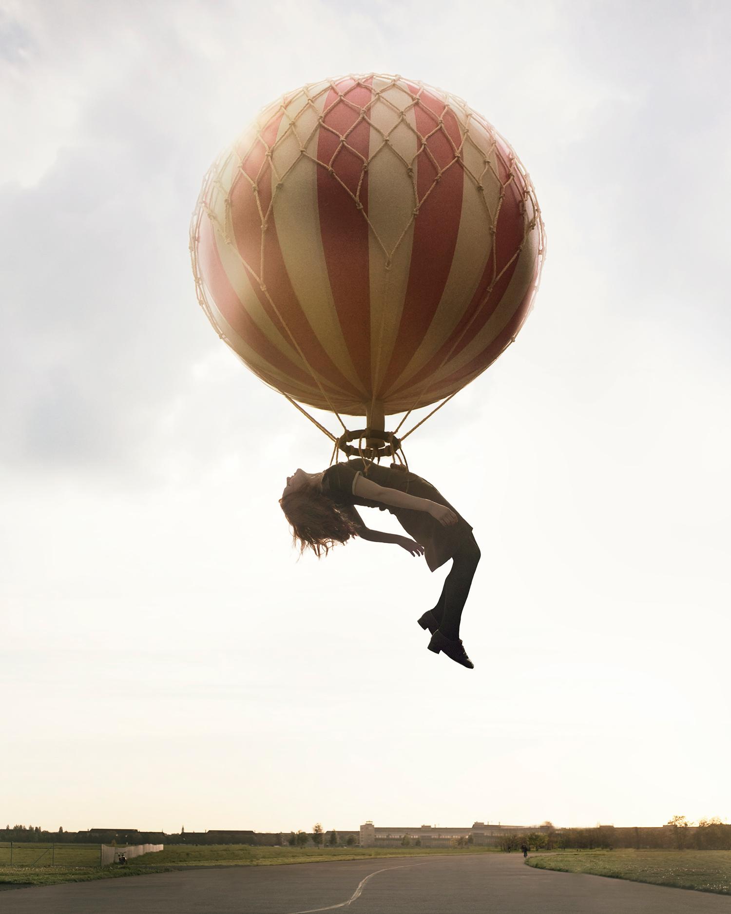 Maia Flore, Sleep Elevations - balloon