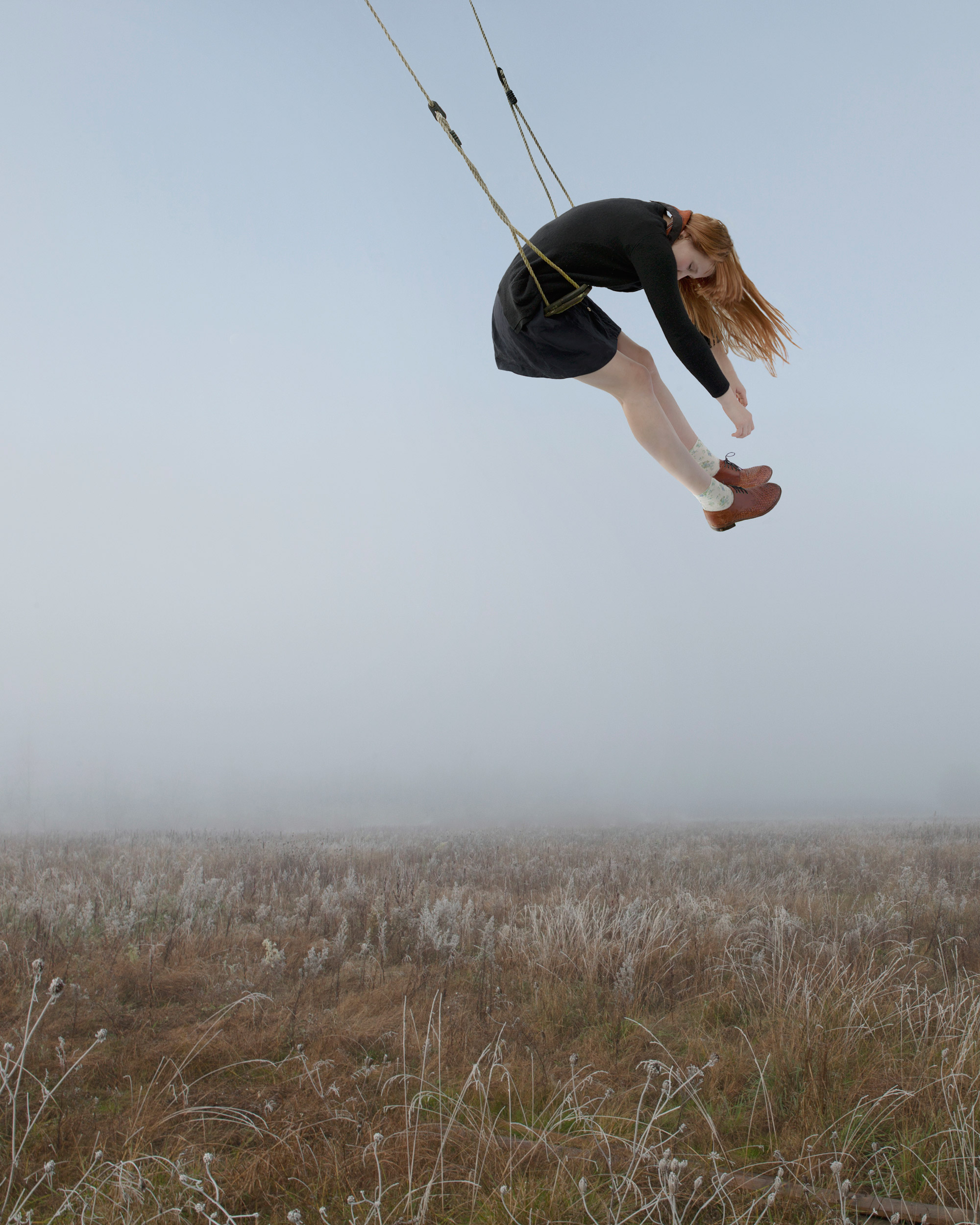 Sleep Elevations: Peaceful Surrealism by Maia Flore